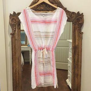 LOFT 100% Linen dress